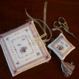 Romantic Sewing Set